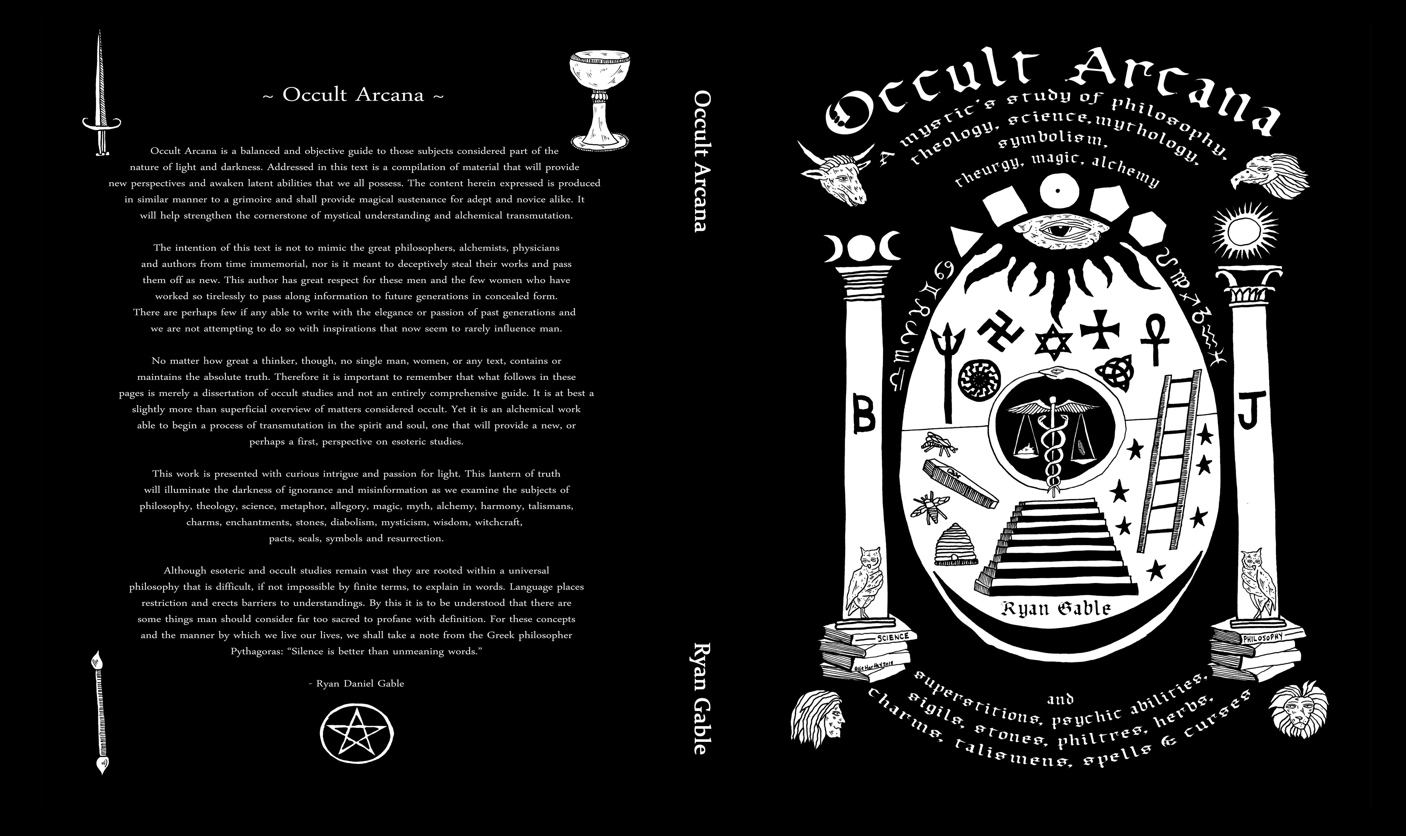 Occult Arcana – The Secret Teachings