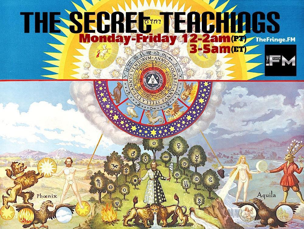The Secret Teachings – Wisdom is not bestowed, it is